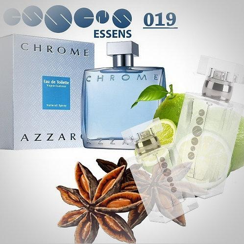 """""""Azzaro - Chrome"""" № 019 - Essens (эквивалент)"""