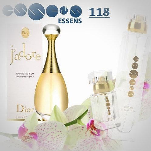 """Christian Dior - """"J`Adore"""" № 118 - Essens (эквивалент)"""