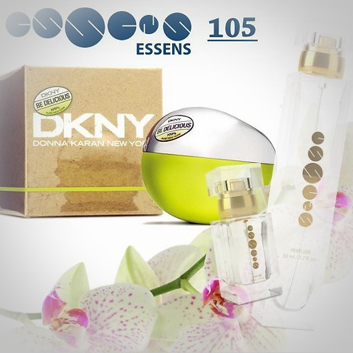 "Donna Karan DKNY - ""Be Delicious"" № 105 - Essens (эквивалент)»"