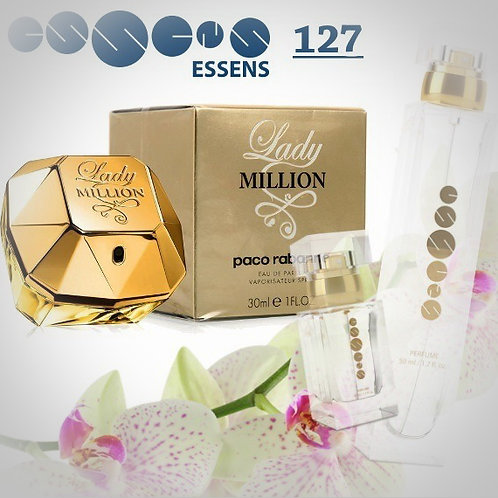 "Paco Rabanne - ""Lady Million"" № 127 - Essens (эквивалент)"