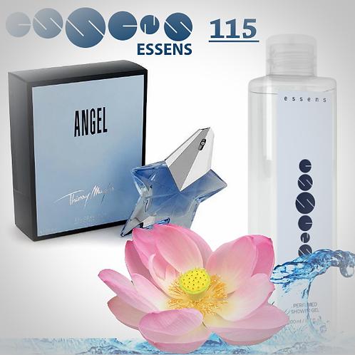 """Гель для душа парфюмированный """"Thierry Mugler - Angel"""" - №115"""