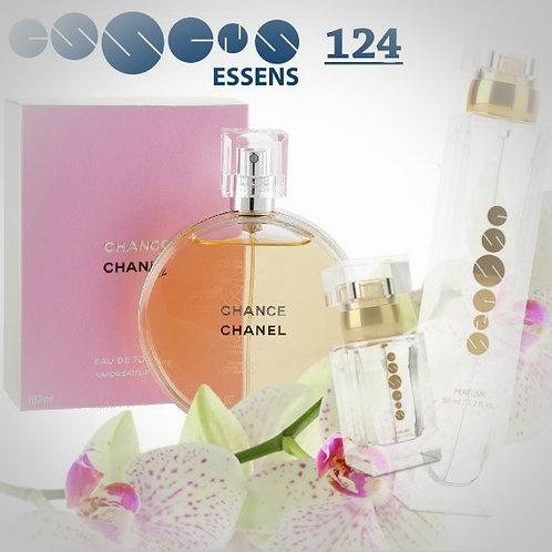 "Chanel - ""Chance"" № 124 - Essens (эквивалент)"