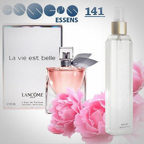 """Спрей для тела парфюмированный """"LANCOME - La Vie Est Belle"""" - №141"""