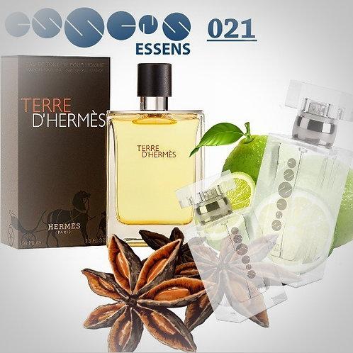"Hermes - ""Terre d'Hermes"" № 021 - Essens (эквивалент)"