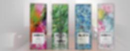 ароматизаторы ротанговыми палочками от ESSENS