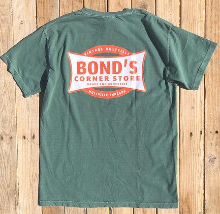 Bonds Corner