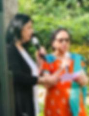 Rekha Upadhyay and Hansa Dave.jpg
