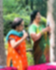 Neena Wahi and Rekha Upadhyay.jpg