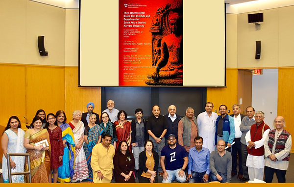 23rd Harvard India poetry Group photo-1.