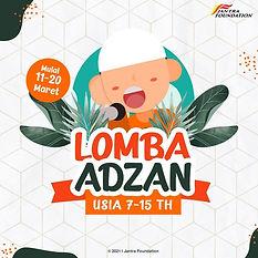 Lomba Adzan