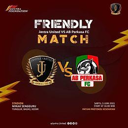 Jantra United VS AB Perkasa FC