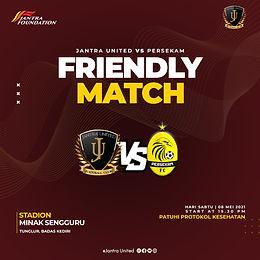 Jantra United VS Persekam