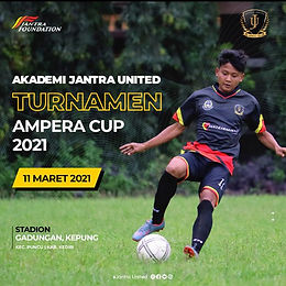 Turnamen Ampera Cup 2021