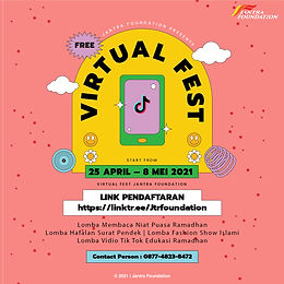 Virtual Fest Jantra Foundation