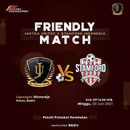 Jantra United VS Stamford Indonesia FC