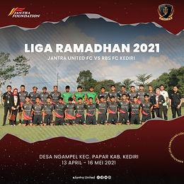 Liga Ramadhan Kediri 2021