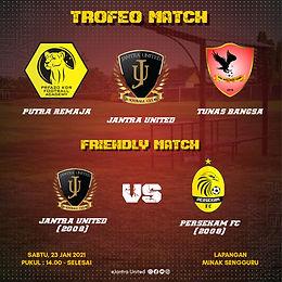 Trofeo Friendly Match