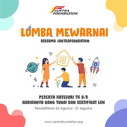 Lomba Mewarnai Online