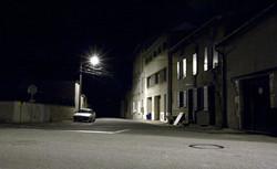 Stenay at night