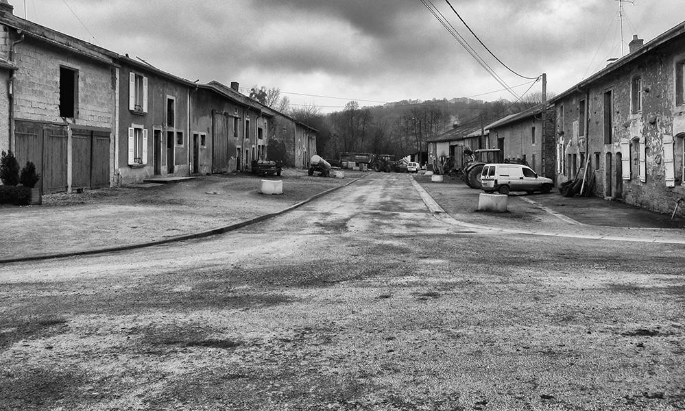 Meuse village