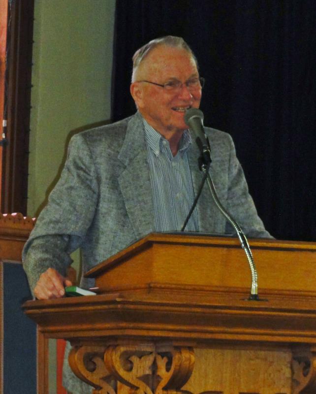 Rev Lowell Gess