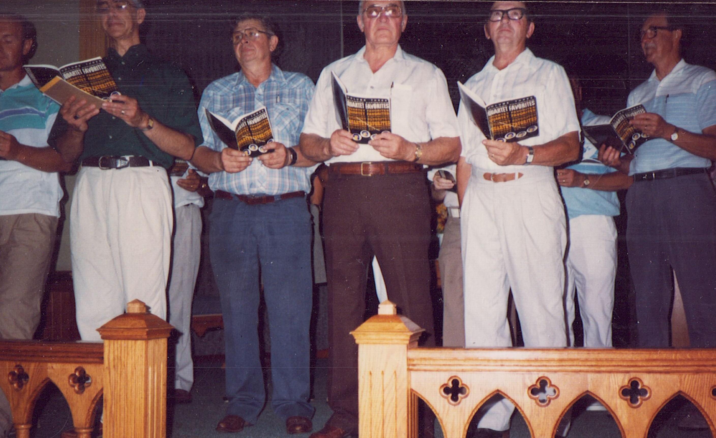 1992 Men's Chorus