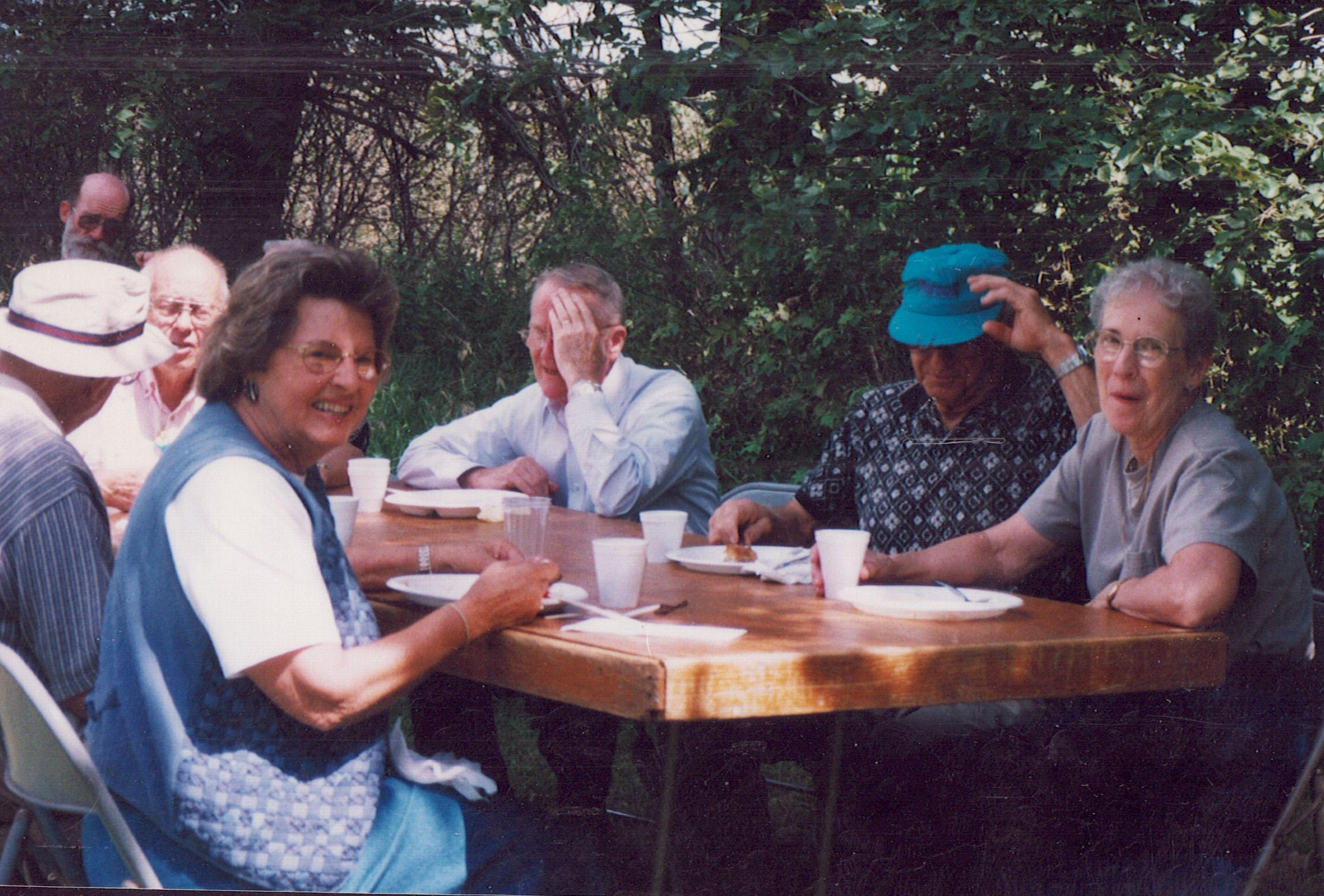 1999 Barb, Lowell, Jim, Marge
