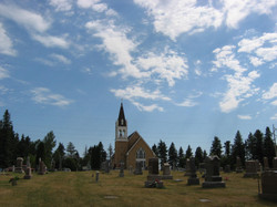 Salem from the cemetery 2007