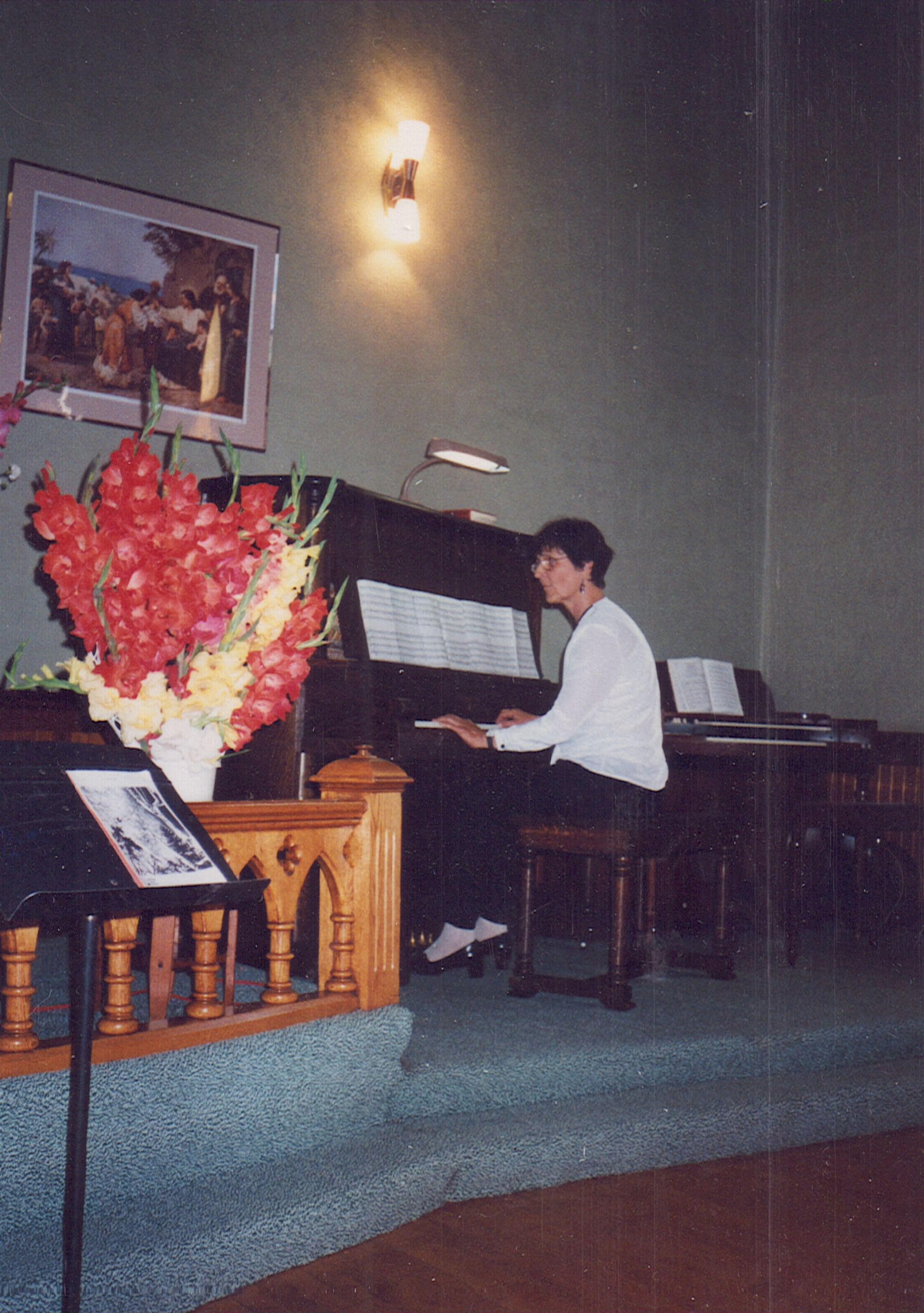 1997 Mary Hahn
