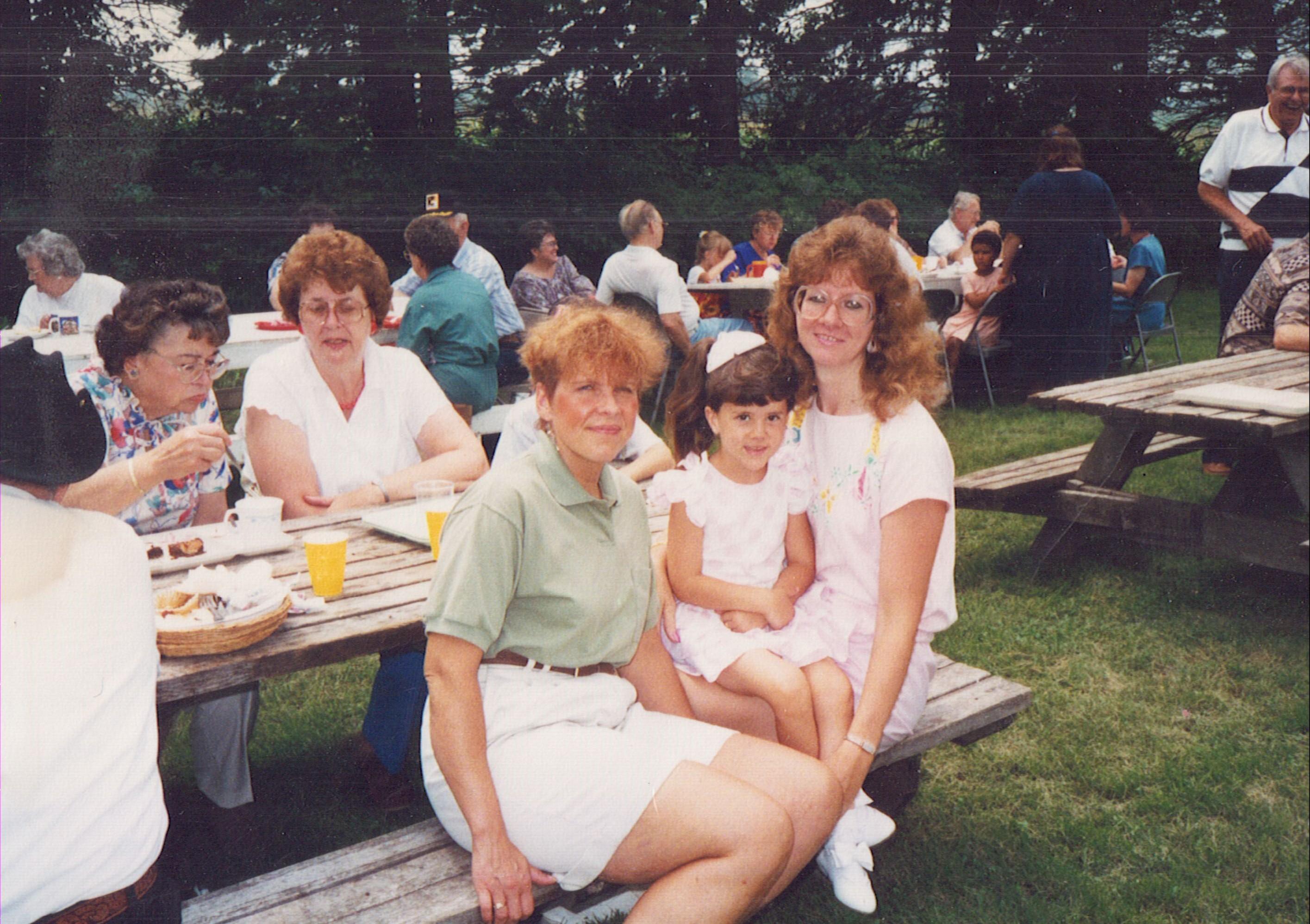 1995 Lois, Ruby, Laurie, Debbie