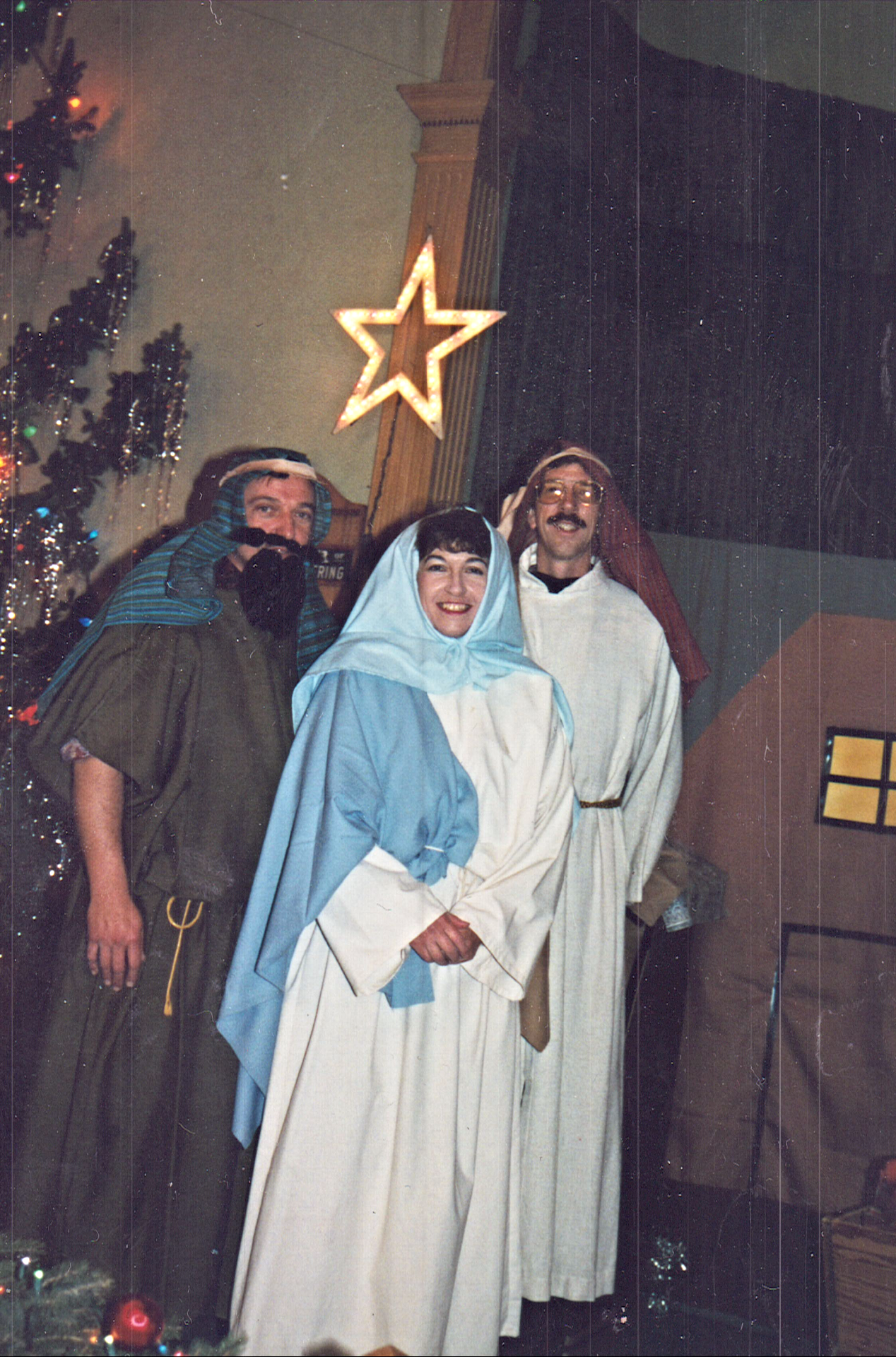 Susan, Dave Lorenz, Dan Snyder