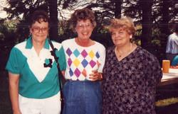 1992 Barb Heinrich, Carolyn Reeck