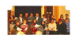 2005 Christmas choir