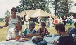 1998 Laurie, Curt, Carol, Melanie