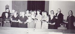 The German Choir 1961