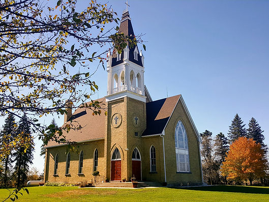 Salem Church Paynesville MN