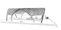 Cubierta de Arcos opuestos