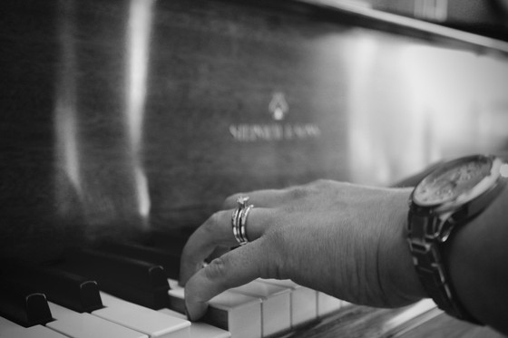 The Joy of Composing through a Woman's Eyes