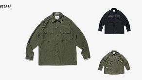 WTAPS 2021-2nd COLLECTION【SHIRT】【KNIT】発売予定アイテム!