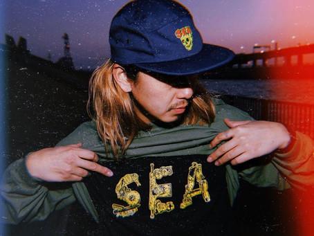 WIND AND SEA art work by HIROTTON 今週末発売!