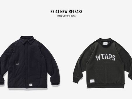 EX.41 NEW RELEASE 2020-OCT-9 7 items