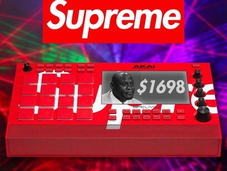 Supreme 2021SS Week7 EU・US オンラインアイテム配置情報・完売タイムランキング!!