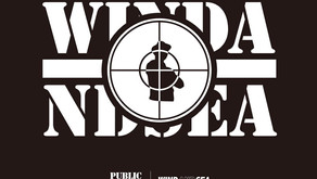 PUBLIC ENEMY x WIND AND SEA コラボコレクションが発売!
