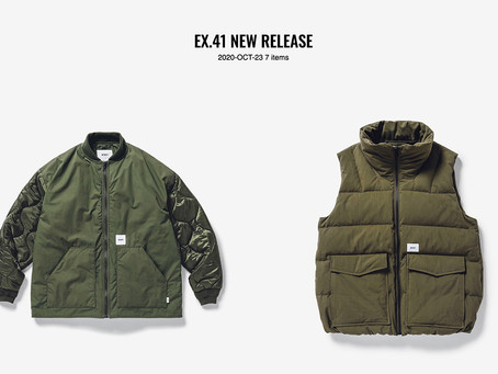 EX.41 NEW RELEASE 2020-OCT-23 7 items