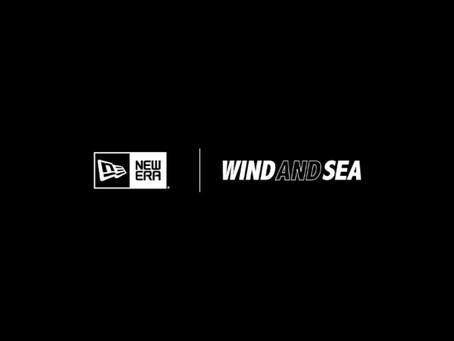 NEW ERA®️ × WIND AND SEA コラボコレクション発売!