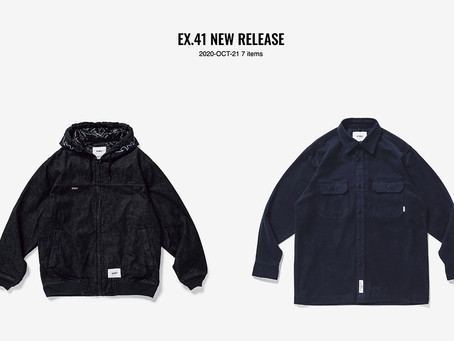 EX.41 NEW RELEASE 2020-OCT-21 7 items