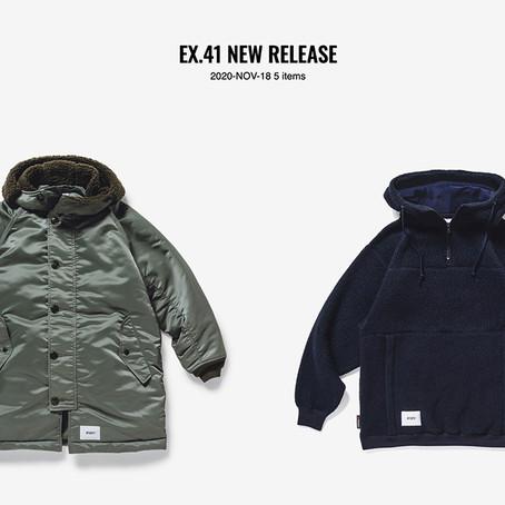 EX.41 NEW RELEASE 2020-NOV-18 5 items