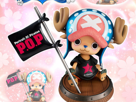 """Portrait.Of.Pirates ワンピース """"LIMITED EDITION"""" トニートニー・チョッパー Ver.P.O.P!"""