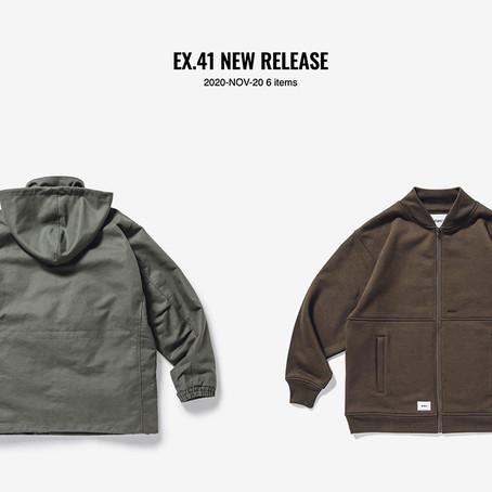 EX.41 NEW RELEASE 2020-NOV-20 6 items