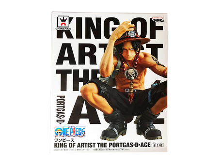 KING OF ARTIST THE PORTGAS・D・ACE